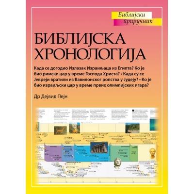 Библијска хронологија - Дејвид Пејн